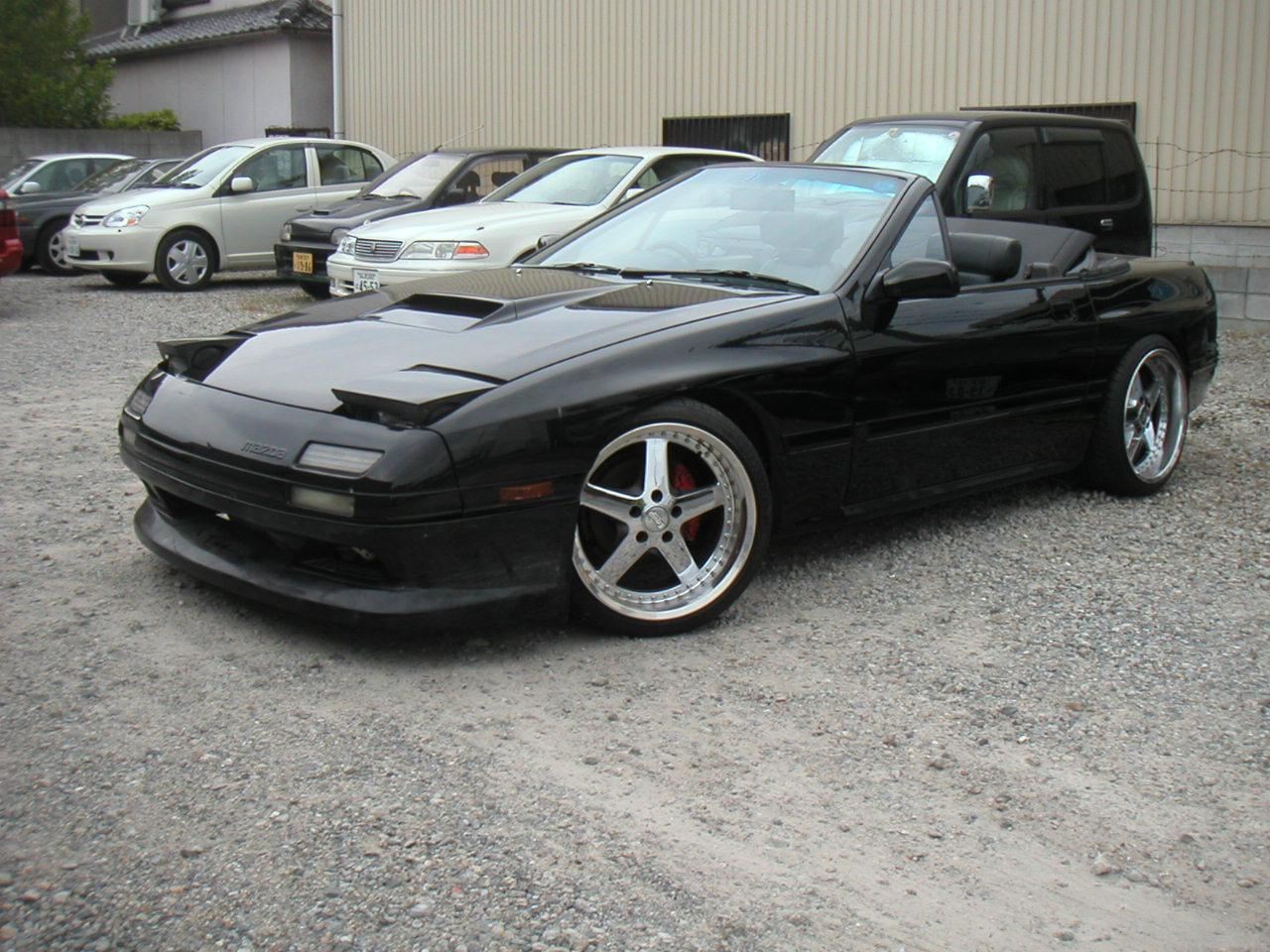 RX7 FC Wide Body Kit http://wtmbusiness.com/10/awesome-rx7
